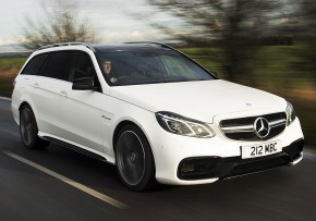MERCEDES-BENZ E-Class Estate E 300 BlueTEC Hybrid AMG Sport G-Tronic Plus, Diesel Hybrid, CO2 emissions 119 g/km, MPG 62.8