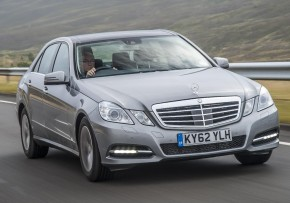 MERCEDES-BENZ E-Class Saloon E 220 CDI BlueEFFICIENCY SE CO2 - 130g/km, MPG - 56.5, Tax Band - D
