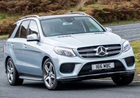 MERCEDES-BENZ GLE EQ Power GLE 350 de AMG Line Premium 4MATIC 9G-TRONIC (5 seats), Plug-in Diesel Hybrid, CO2 emissions 19 g/km, MPG 403.6