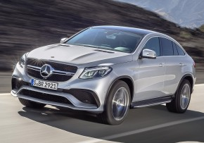 Mercedes Benz Gle Cl Coupe 450 Amg Premium 4matic 9g Tronic