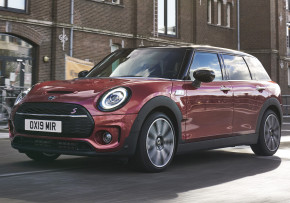 Mini Clubman 20i Cooper S Exclusive 192hp Newpetrol Co2 145 Gkm