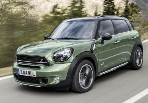 MINI Countryman 2.0 Cooper SD 143hp, Diesel, CO2 emissions 122 g/km, MPG 61.4