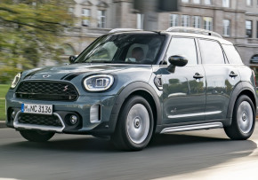 MINI Countryman tax calculator 2021/22