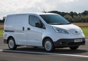 NISSAN e-NV200 tax calculator 2017/18
