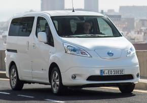 NISSAN e-NV200 Combi tax calculator 2018/19