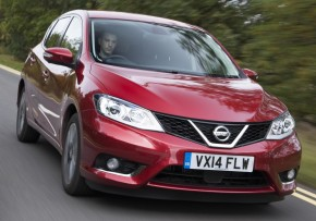 NISSAN Pulsar 1.5 dCi Visia 110PS, Diesel, CO2 emissions 94 g/km, MPG 79.3