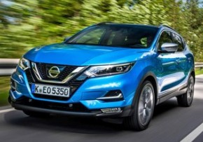 NISSAN Qashqai 1.5 dCi N-Connecta 115PS DCT, Diesel, CO2 emissions 112 g/km, MPG 66.6