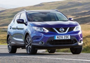 Fuel cost calculator NISSAN Qashqai