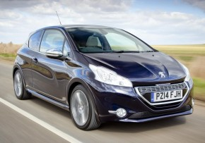 peugeot 208 1 6 vti allure 120 auto usedpetrol co2 149 g km. Black Bedroom Furniture Sets. Home Design Ideas