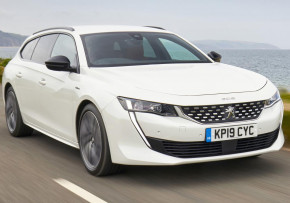 Fuel cost calculator PEUGEOT 508 SW HYBRID