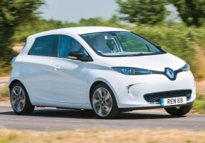 RENAULT Zoe Electric Car Expression 65kW Auto, Electric (av UK mix), CO2 emissions 0 g/km, MPG 168.5