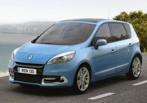 RENAULT Scenic 1.5 dCi 110 Dynamique Nav Stop and Start, Diesel, CO2 emissions 105 g/km, MPG 68.9