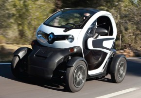 Renault Twizy Electric Car Expression Auto Newelectric Av