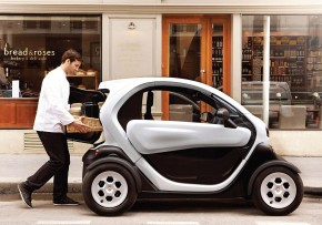 RENAULT Twizy Cargo co2 emissions calculator