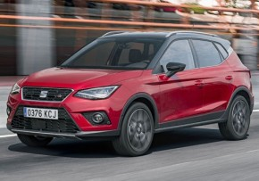 SEAT Arona SE Technology Lux 1.6 TDI 95PS, Diesel, CO2 emissions 108 g/km, MPG 69.1