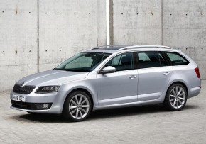 skoda octavia estate 1.6 tdi cr se business greenline iii 110ps