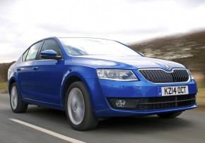 SKODA Octavia Hatch 16 TDI CR Black Edition 105PS Diesel CO2 Emissions 99 G