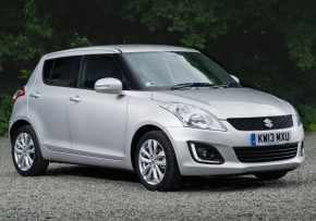 SUZUKI Swift 1.2 SZ2 3 door - UsedPetrol - CO2 116 g/km