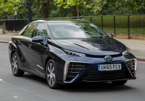 Fuel cost calculator TOYOTA Mirai