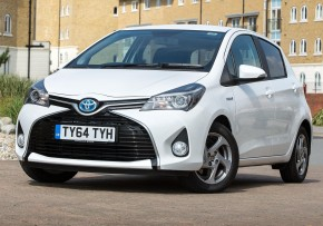 TOYOTA Yaris Hybrid co2 emissions calculator