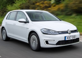 VW e-Golf tax calculator 2019/20
