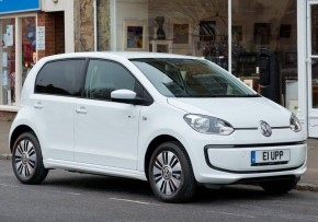 vw e up electric car 60kw auto usedelectric av uk mix co2 0 g km. Black Bedroom Furniture Sets. Home Design Ideas