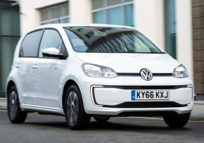 VW e-Up! co2 emissions calculator