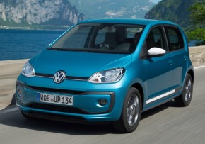 VW Up! 1.0 Take up! 60PS S/S, Petrol, CO2 emissions 96 g/km, MPG 68.9
