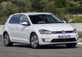 Fuel cost calculator VW e-Golf